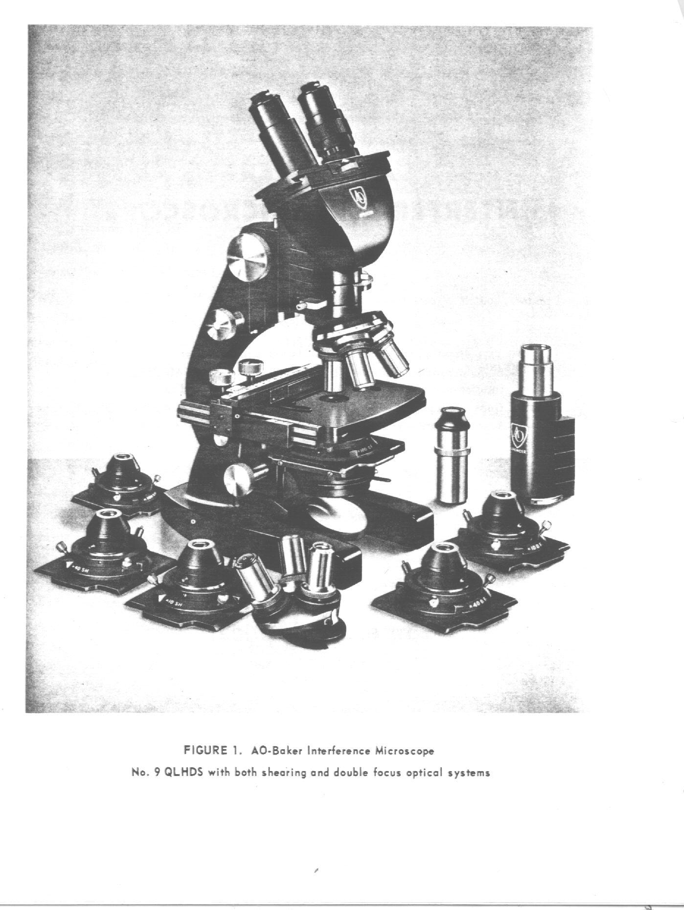 Vintage AO Spencer Binocular Microscope (6837889)